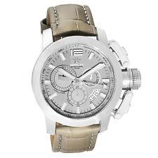 Metal.CH Chronometrie Chrono Series Mens Chronograph Swiss Made Watch 2133 47mm