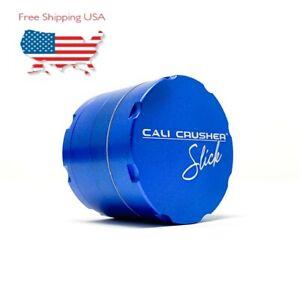 "Cali Crusher OG Slick 2"" 4 Piece - Non Stick Hard Top-Different color-Ships free"