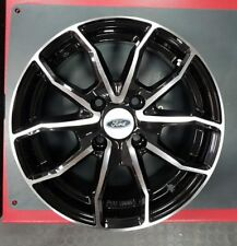 KIT Cerchi in lega 15 Ford Fiesta B Max Ecosport Tdci Titanium ST line Ecoboost