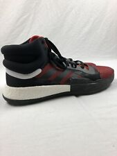 adidas Marquee Boost - Red/Black Basketball Shoes (Men's 19) - Used