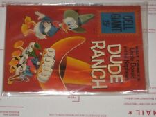 UNCLE DONALD AND HIS NEPHEWS DUDE RANCH DELL GIANT COMIC NO. 52  WALT DISNEY