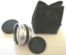 Kenko SGT-20 DIGITAL 2.0x Tele Converter/Adaptor For 37mm Filter Ring Camcorders