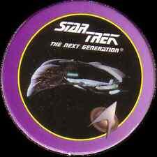 STAR TREK THE NEXT GENERATION, ROMULAN WARBIRD, STARTDISC POG MILK CAP, # 14