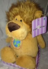 BN Friends Boutique Dan Dee Collector's Choice EarthRite Baby Stuffed Plush LION