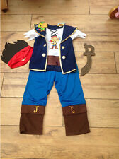 Disney Jake and the Never Land Pirates Dress-Up Costume age 1/2 years
