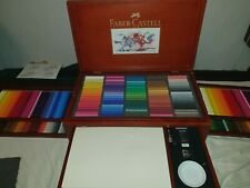 Faber Castell Holzkoffer Alexander Vethers Collection limited Edit. Polychromos