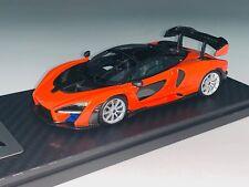 1/43 McLaren Senna Edition in Orange.  2018  NEW IN STOCK