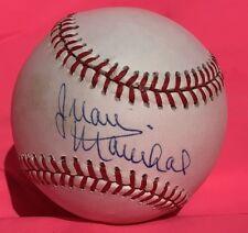 Autographs-original Sports Mem, Cards & Fan Shop Autographed National League Ball Hof Juan Marichal Giants Coa Bill White Nl Ball