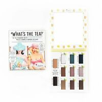 The Balm Cosmetics - Whats the Tea - Ice Tea Eyeshadow Palette