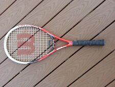 Wilson Impact Titanium Tennis Racket Power Bridge L3 4&3/8 grip size