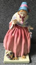 "Miss Fortune Royal Doulton large figurine 6"" figure"