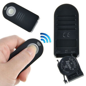 Wireless Remote Control Shutter for Nikon MLL3 ML-L3 DSLR D3300 D7200 D750 D610