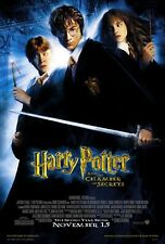 Harry Potter Chamber of Secrets Movie Film Advertisement Metal Sign wall Plaque
