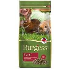 Burgess Supa Rabbit Excel Mature Cranberry & Ginseng Rabbit Food 2Kg