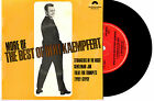 "BERT KAEMPFERT - STRANGERS IN THE NIGHT - EP 7"" 45 VINYL RECORD PIC SLV"
