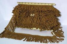 15 MT  VIENNA   Curtain Tassel Fringe Trim Upholstery  10  cm- PL-2996