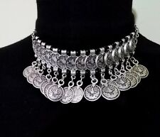 Turkish Made Silver Plated Necklace N1403B