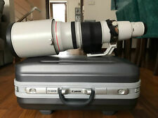 Canon EF 600mm f/4 II IS L USM Lens (2534A002)