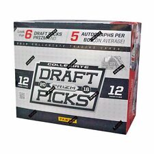 2016 Panini Prizm Collegiate Draft Picks NFL Football Hobby Jumbo PACK!!!!