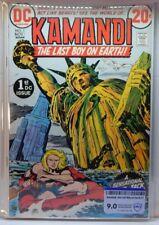 DC COMICS KAMANDI LAST BOY ON EARTH #1 CBCS RAW GRADE 9.0 - JACK KIRBY