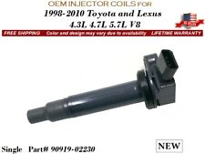 1 NEW Ignition Coil OEM for 2003-2009 4.7L LEXUS GX470