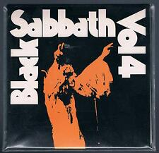 BLACK  SABBATH VOL. 4 CD VINYL REPLICA (MINIATURE) F.C. NUOVO!!!