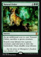 Natural Order FOIL x1 Magic the Gathering 1x Eternal Masters mtg card