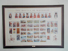 REPRODUCTION CIGARETTE CARDS BY WILL'S - WATERLOO