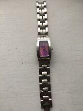 DKNY Silver Tone Ladies Watch