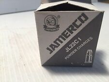 Jl22C1 Jamerco Jl-22C1 Qty 15 Boxes .22 Caliber Powder Actuated Tool Power Loads