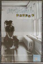 Ani DiFranco Evolve 2003 PROMO POSTER