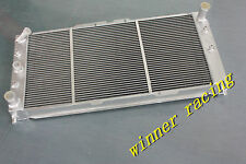 Aluminum Radiator Fit Mazda MX3/MX-3 1.8L 24V K8 1991-1998 56MM 1992 1993 1994