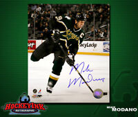 Mike Modano SIGNED Stars 8X10 Photo -70066