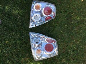 Kia Sorento Rear Lights 2003-2005 (2)