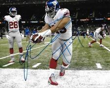 Nikita Whitlock New York Giants Football NFL signed 8x10 photo #2 proof w/COA