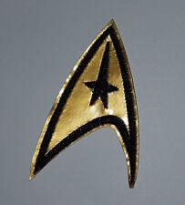 Star Trek Aufbügler Aufnäher Abzeichen Bügelbild Patch Cap