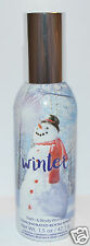 NEW BATH & BODY WORKS WINTER CONCENTRATED ROOM SPRAY PERFUME MIST AIR FRESHENER