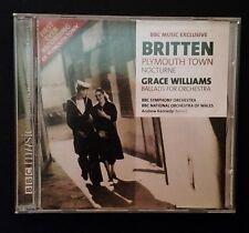 CD - Britten - PlymouthTown - Grace Wiiiams - Ballads For Orchestra - BBC