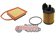 FilterSet (S): 1x Luftfilter, 1x Ölfilter