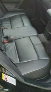 BMW X3 E83 Black Leather Interior M Sport Seats, motors, glass