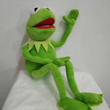 "Kermit the Frog Hand Puppet Soft Plush Doll Toy 23"" Kids Birthday Best Gift"
