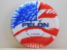 Flag Dye Dynamic Lucid Felon 174g Disc Golf Fairway Driver