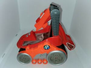 Fisher Price Rescue Heroes Red Orange Car Vehicle