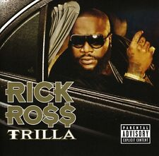 Rick Ross, Ricky Ross - Trilla [New CD] Explicit