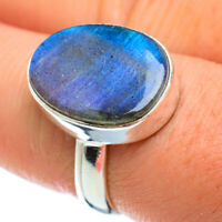 Labradorite 925 Sterling Silver Ring Size 8 Ana Co Jewelry R47891F