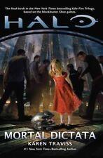 Halo: Mortal Dictata by Karen Traviss (Paperback) New Book