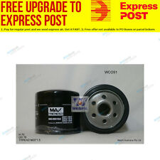 Wesfil Oil Filter WCO51 fits Alfa Romeo 156 2.0 16V Twin Spark (Manual Trans)