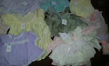 HUGE LOT Vintage Assorted Baby Infant Chiffon? Dresses + More! #11