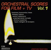 Jonathan David Neal | CD | Orchestral scores for film + tv 1 (1996, Selected ...