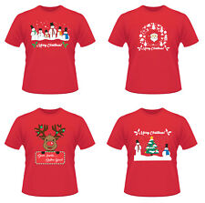 Novelty Christmas Xmas T-shirt Mens Womens Adults Unisex Tee Festive Gift UK